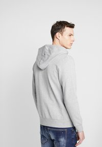 BY GARMENT MAKERS - THE ORGANIC HOODIE - Collegetakki - light grey - 2