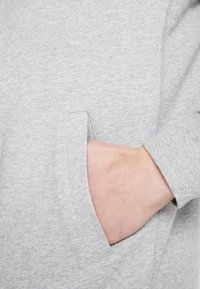 BY GARMENT MAKERS - THE ORGANIC HOODIE - Collegetakki - light grey - 5