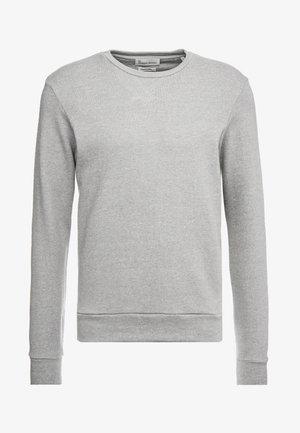 THE ORGANIC SWEATSHIRT  - Sweatshirt - grey melange