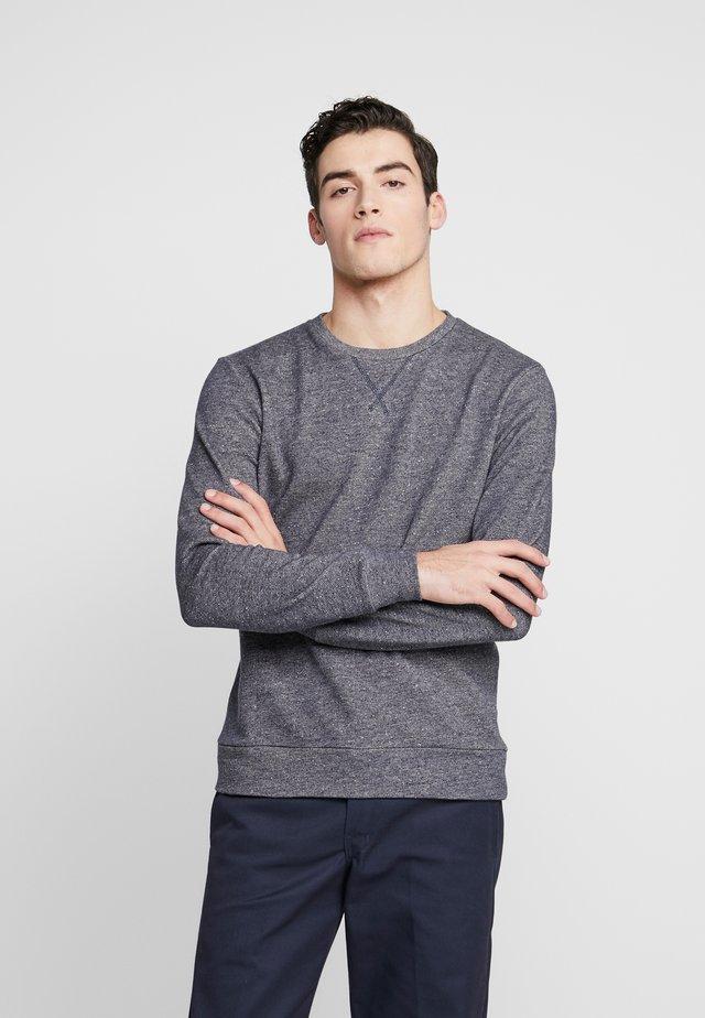 THE ORGANIC SWEATSHIRT  - Collegepaita - navy blazer