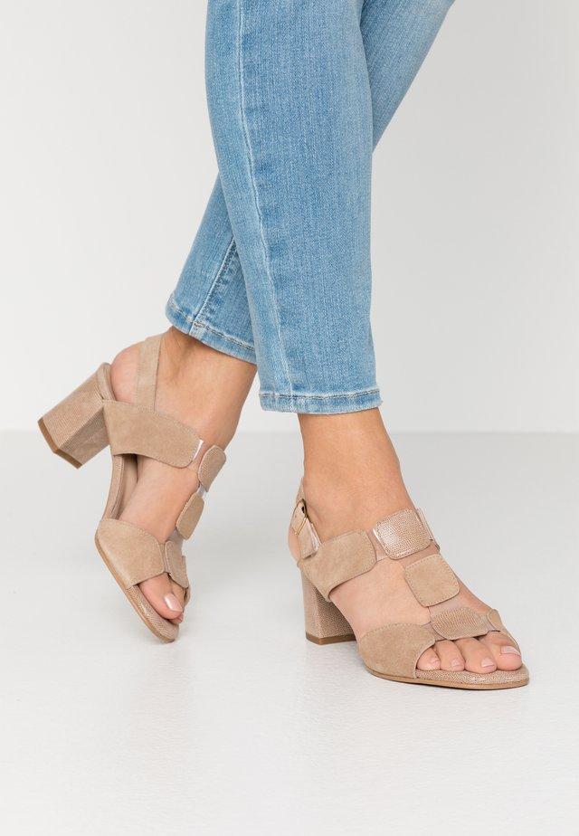 POLAR NEW - Sandals - pietra