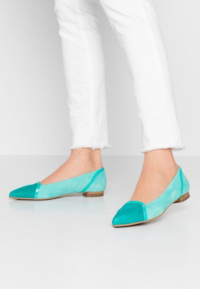 LUNA - Ballet pumps - jade/atollo
