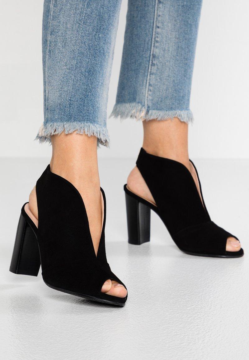 Brenda Zaro - TURRI - High Heel Sandalette - nero
