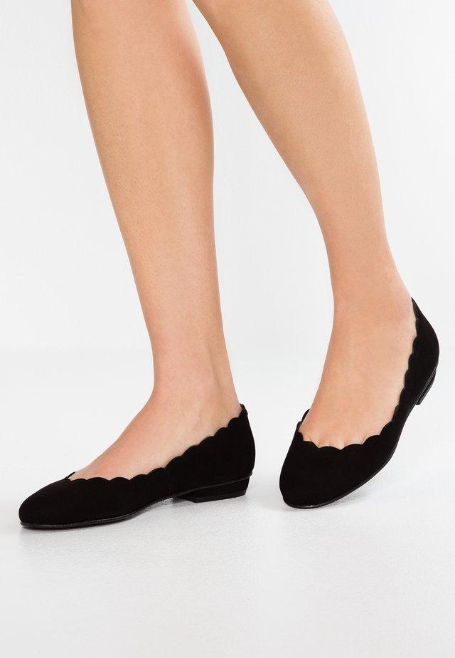 CARLA - Ballet pumps - black