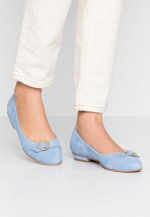 CARLA - Ballet pumps - baby blue
