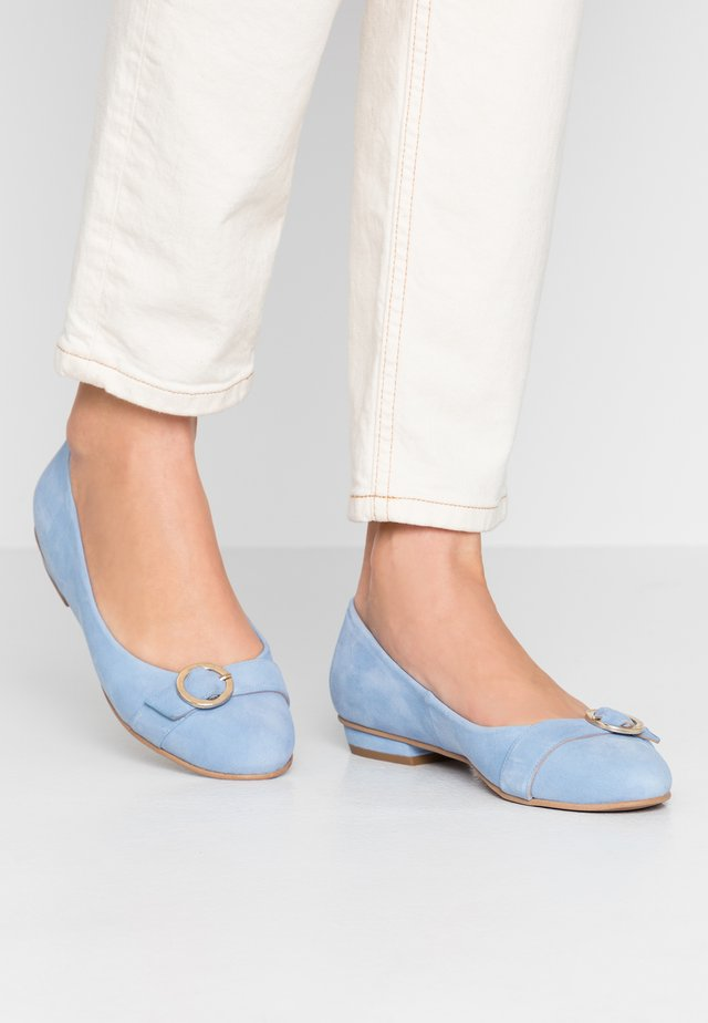 CARLA - Ballet pumps - baby blue