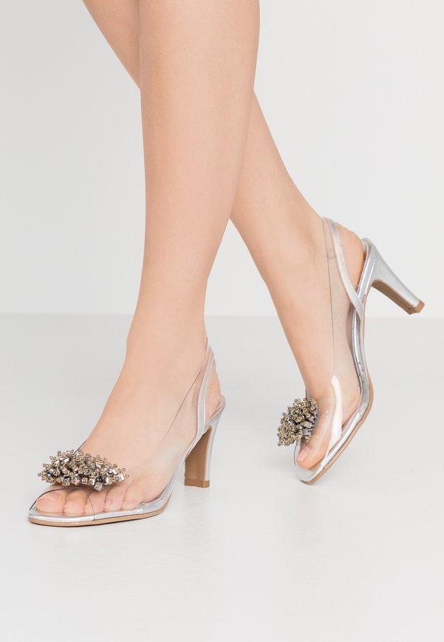 ARIES - Peeptoes - silver