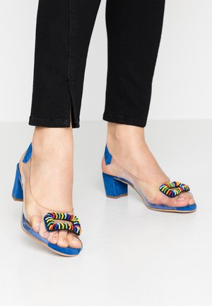 ARIES - Sandals - sand/electric
