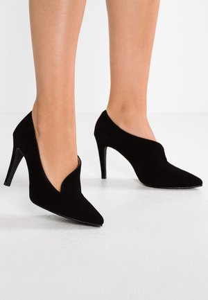 DIAN - Lodičky na vysokém podpatku - black