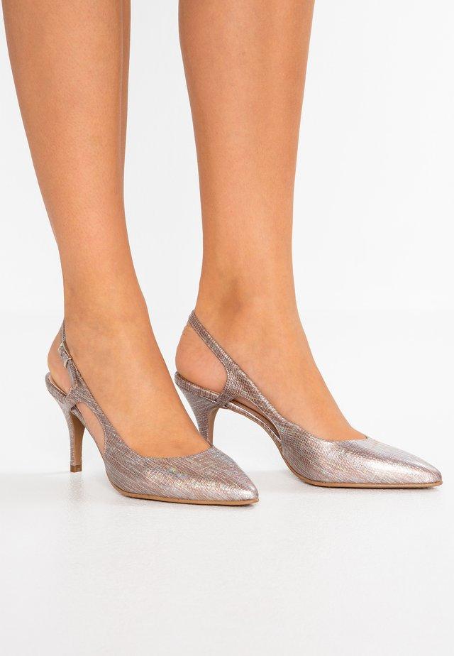 ANDREA - Classic heels - colins light rose