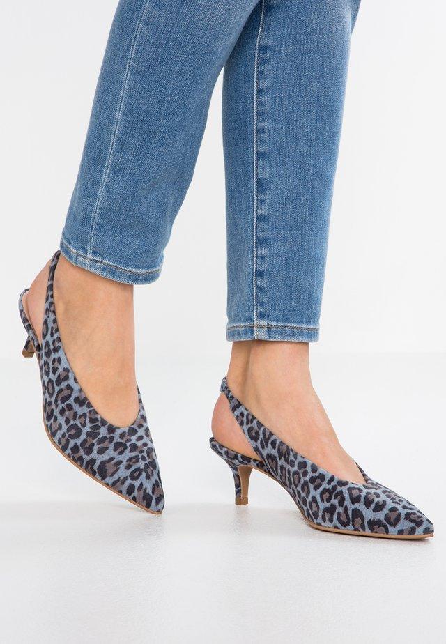 AMAYA - Classic heels - blue