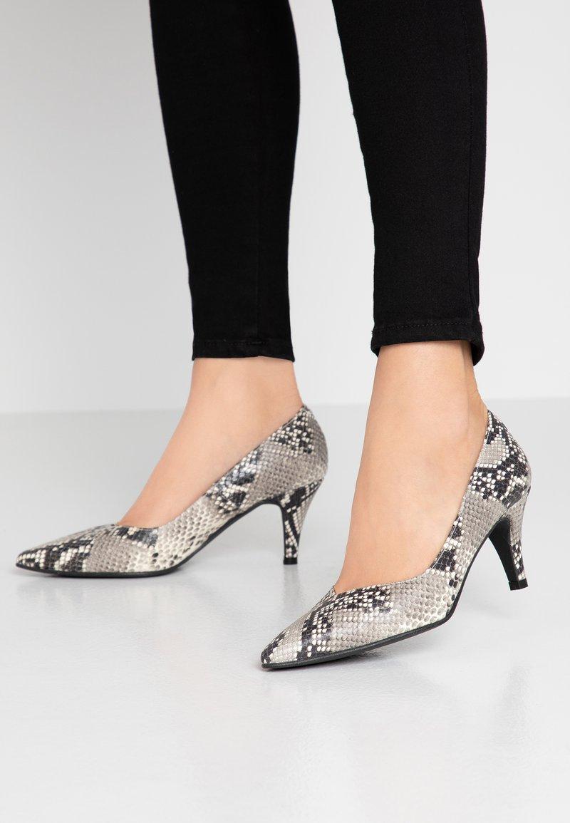 Brenda Zaro - BENETT - Classic heels - moorea/black