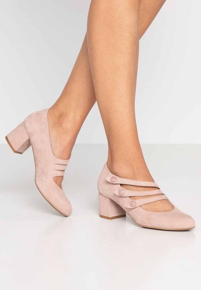LAOSPAT - Classic heels - rose/samba rose