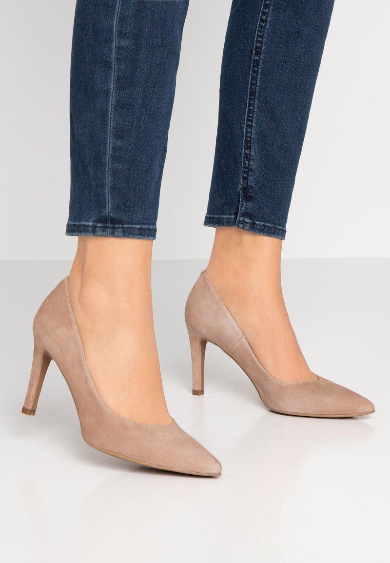 Brenda Zaro - INES - High heels - nude