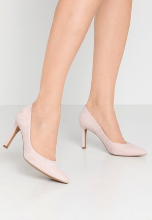 INES - Zapatos altos - light rose