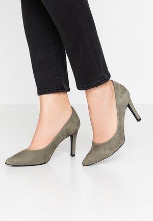 INES - High heels - salvia