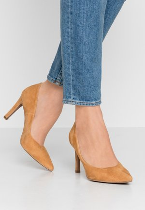 INES - High Heel Pumps - tan