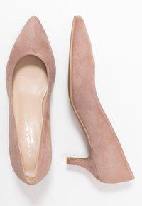 Brenda Zaro - ELISA - Classic heels - nude - 3