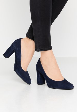 BIBI - High Heel Pumps - navy