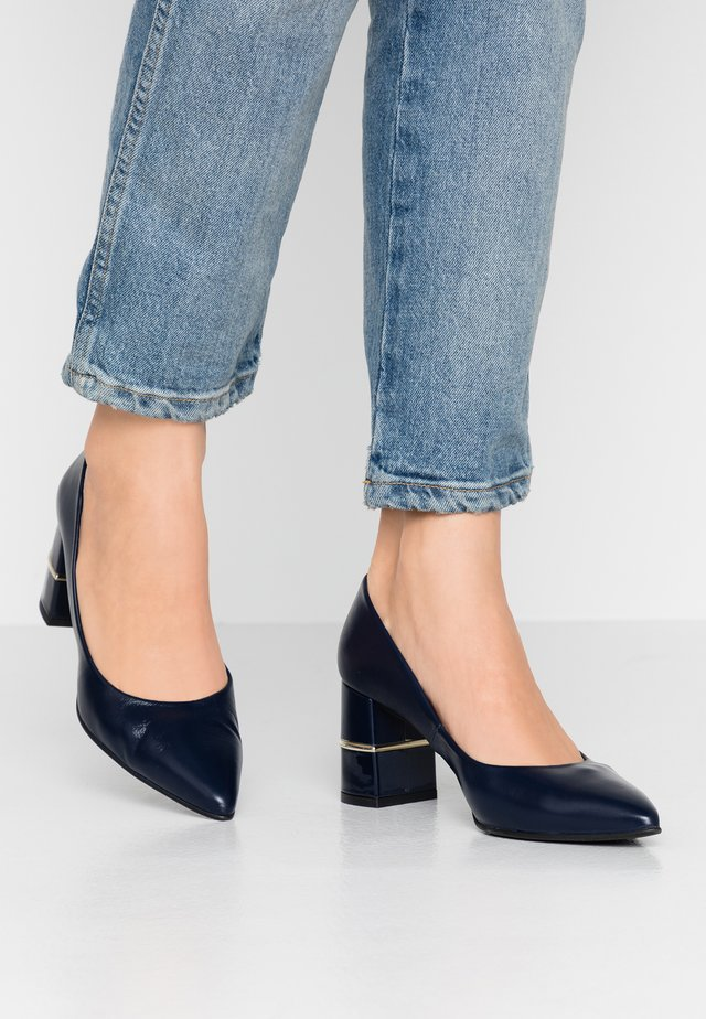 ANDREA - Pumps - navy