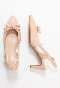 Brenda Zaro - BENETT - Classic heels - pale - 3