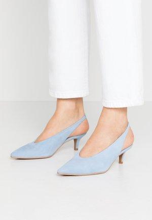 AMAYA - Classic heels - baby blue