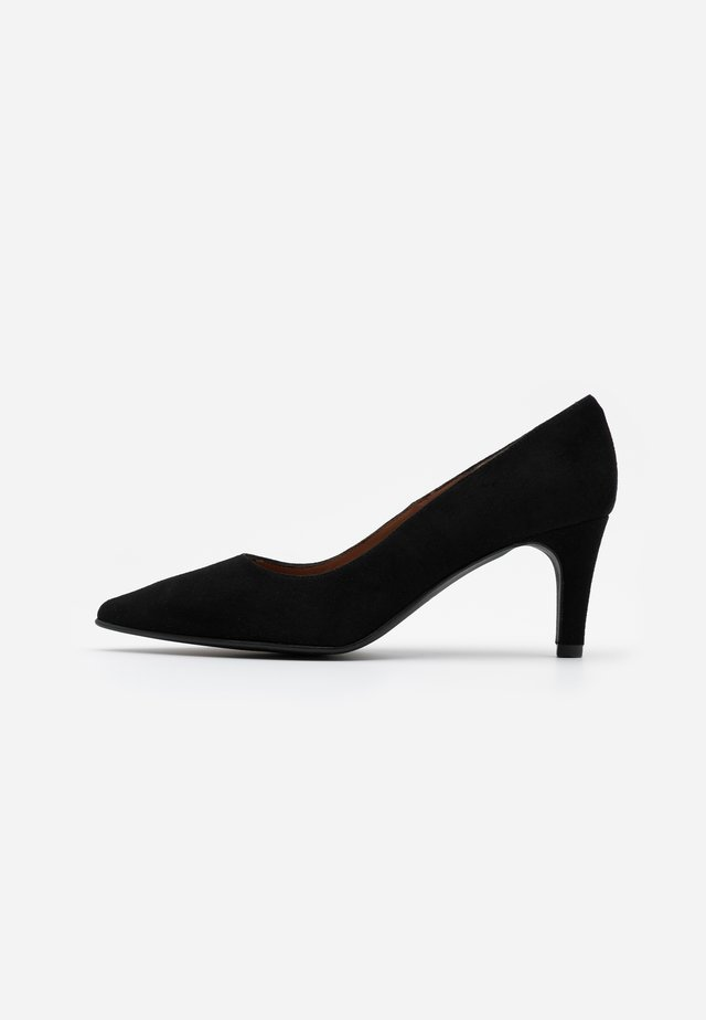 BENETT - Escarpins - black