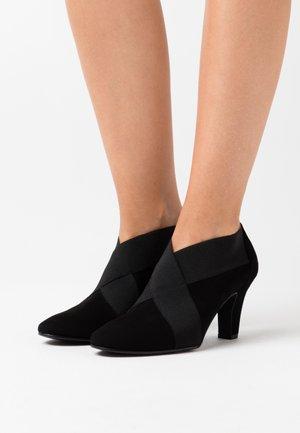VALERIA - Ankle boots - black