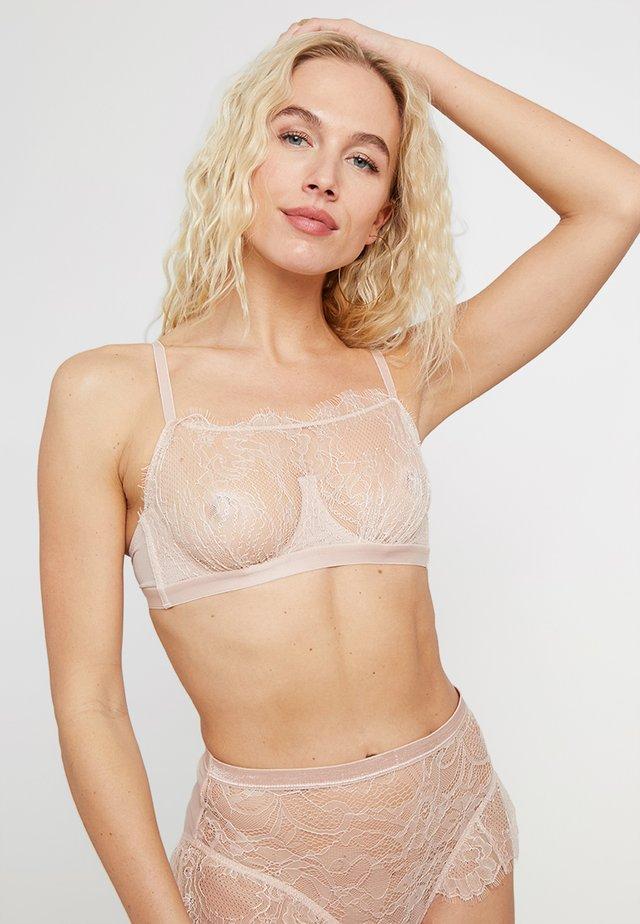TALLIE BRA - Underwired bra - rose dust