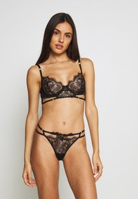 BlueBella - LUMI BRA - Underwired bra - black - 1