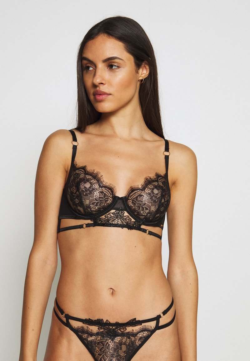 BlueBella - LUMI BRA - Underwired bra - black
