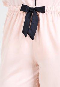 BlueBella - ABIGAIL SHIRT AND TROUSER SET - Pyjama set - pale pink/black - 4