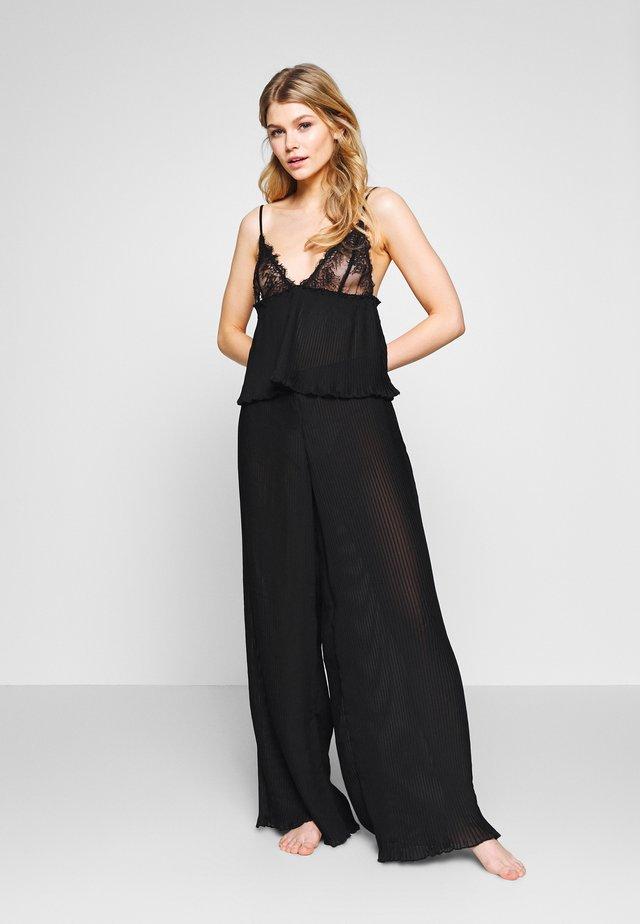 ATALANTA SET - Pyjamas - black