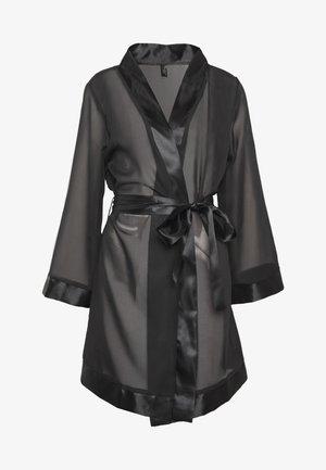 KIMONO - Peignoir - black