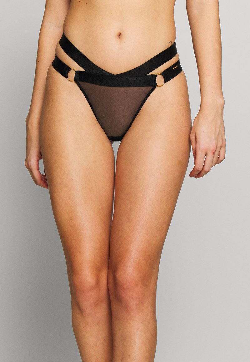 BlueBella - RANI THONG - Stringit - black