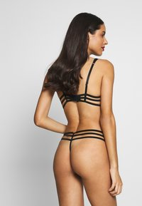 BlueBella - SIENNA THONG - String - black - 2