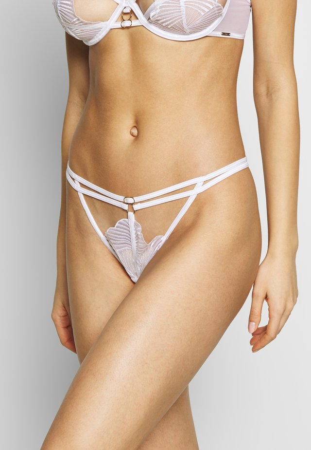 ICENA THONG - String - white