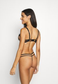 Bluebella - TEMPEST THONG - G-strenge - black
