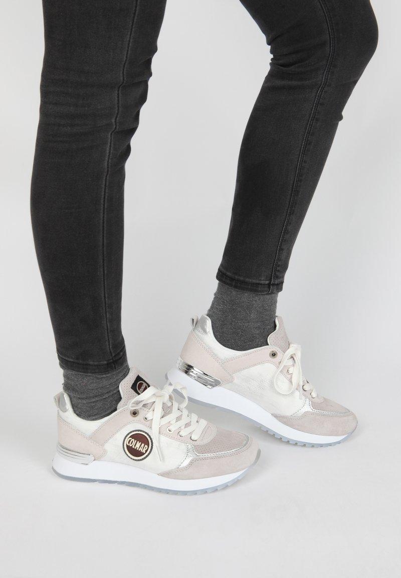 Colmar - SNEAKER TRAVIS PRIME - Sneaker low - light grey