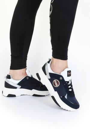SNEAKER TRAVIS S-1 GALAX - Sneaker low - navy/white