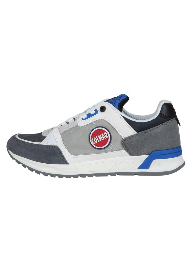 SNEAKER SUPREME PRO ROSS - Sneaker low - grey/blue