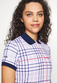 Colmar - PERSONALITY - Poloshirts - barley pink/prussian blue/red - 4