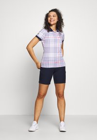 Colmar - PERSONALITY - Poloshirts - barley pink/prussian blue/red - 1