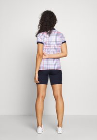 Colmar - PERSONALITY - Poloshirts - barley pink/prussian blue/red - 2