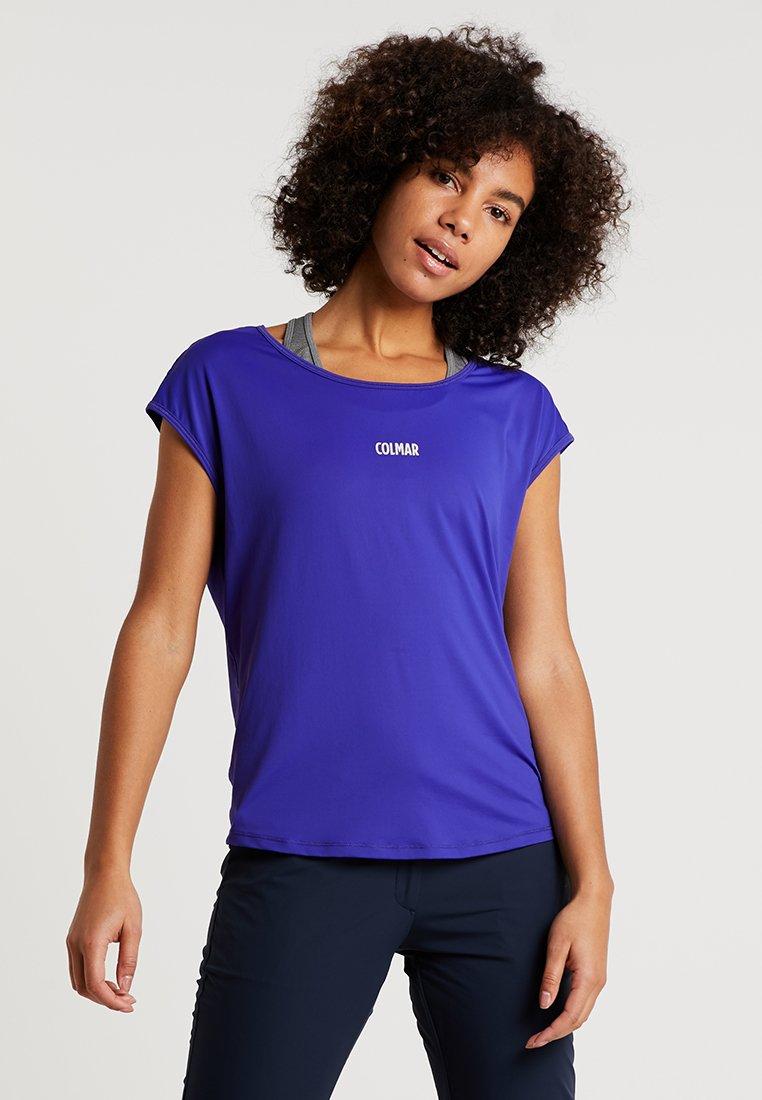 Colmar - ZONE  - T-shirts med print - plum