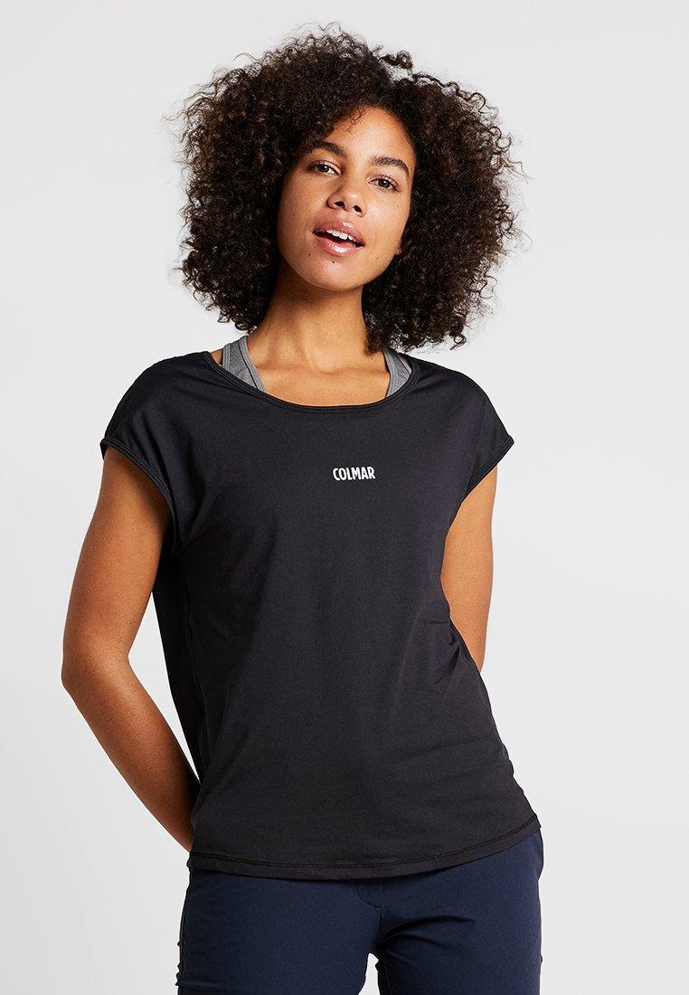 Colmar - ZONE  - Print T-shirt - black