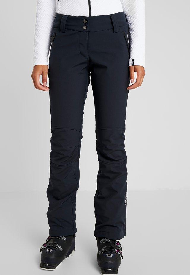 Zimní kalhoty - dark blue
