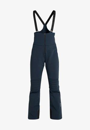 Spodnie narciarskie - blue/black