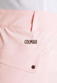 Colmar - CROSBY PANT - Kalhoty - barley pink - 5