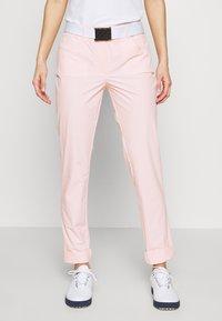 Colmar - CROSBY PANT - Kalhoty - barley pink - 0